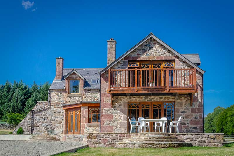 Newton Steading Self Catering