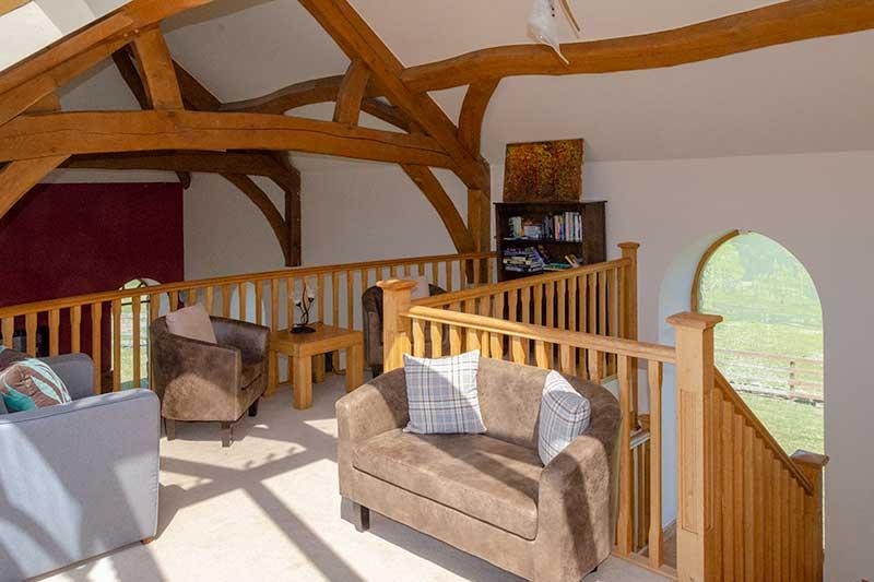 Lounge and Sun Room
